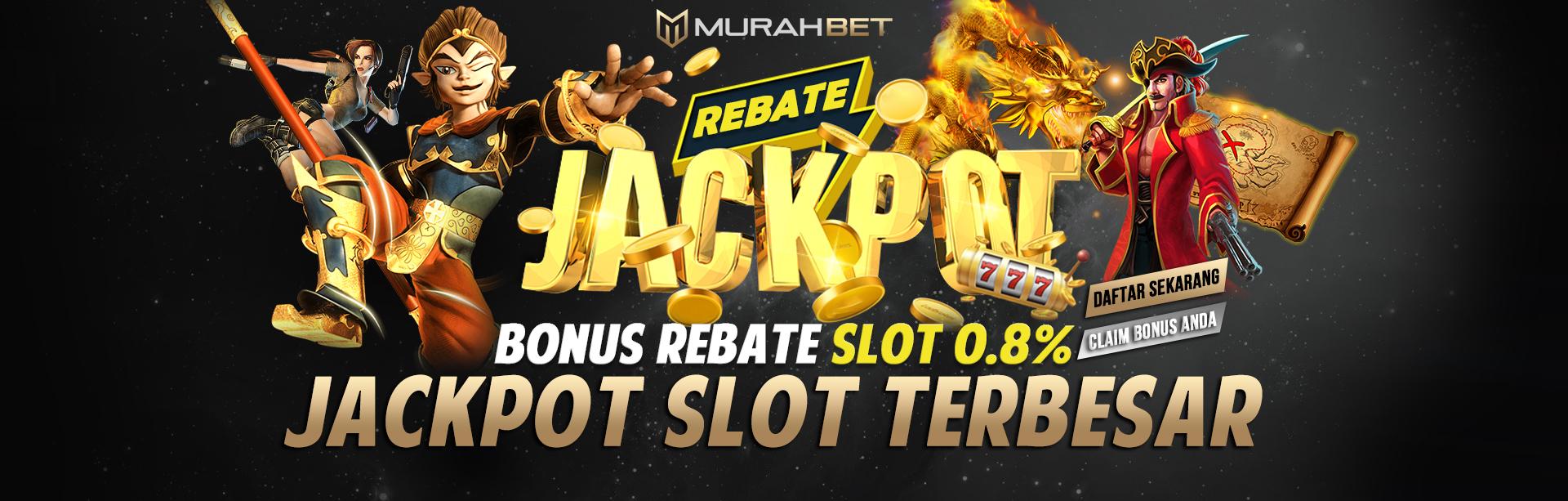 Jackpot Slot Terbesar